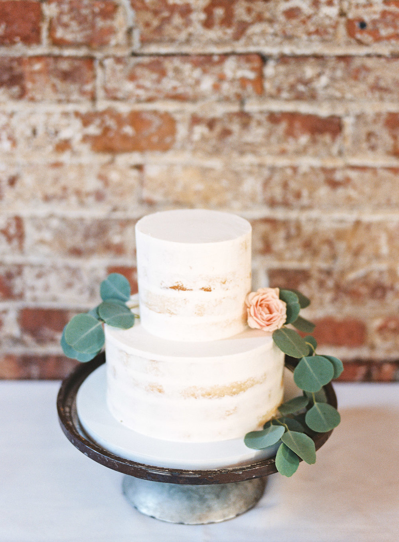 Brooklyn Nine Cakes Wedding Cake