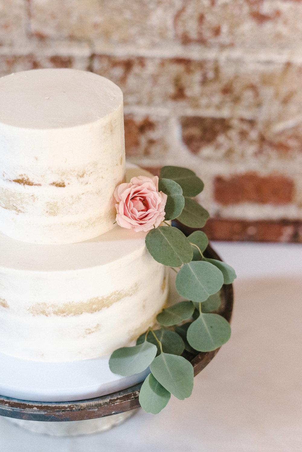 Nine Cakes wedding cake Brooklyn