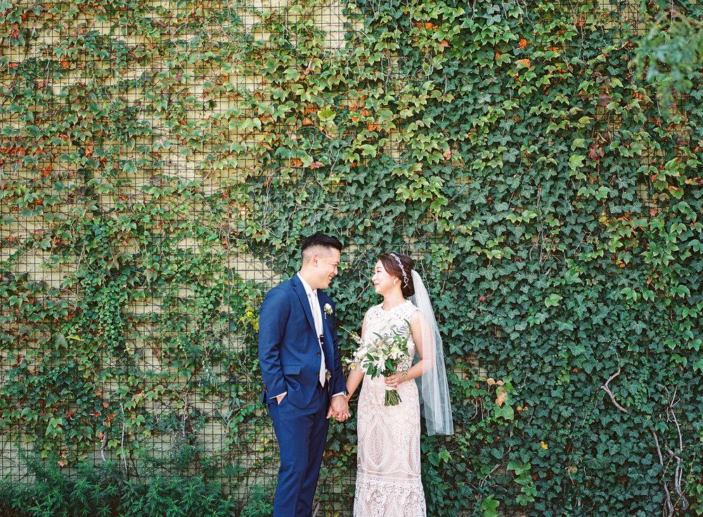 The Green Building Brooklyn Wedding Photographer