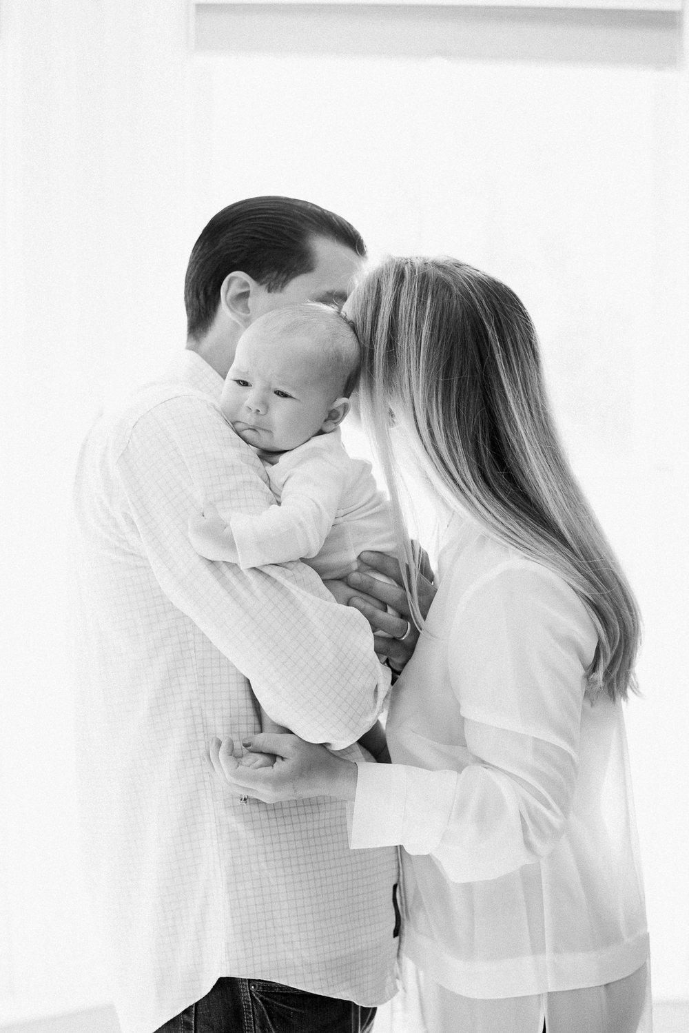 Saratoga Springs NY Newborn Film Photographer