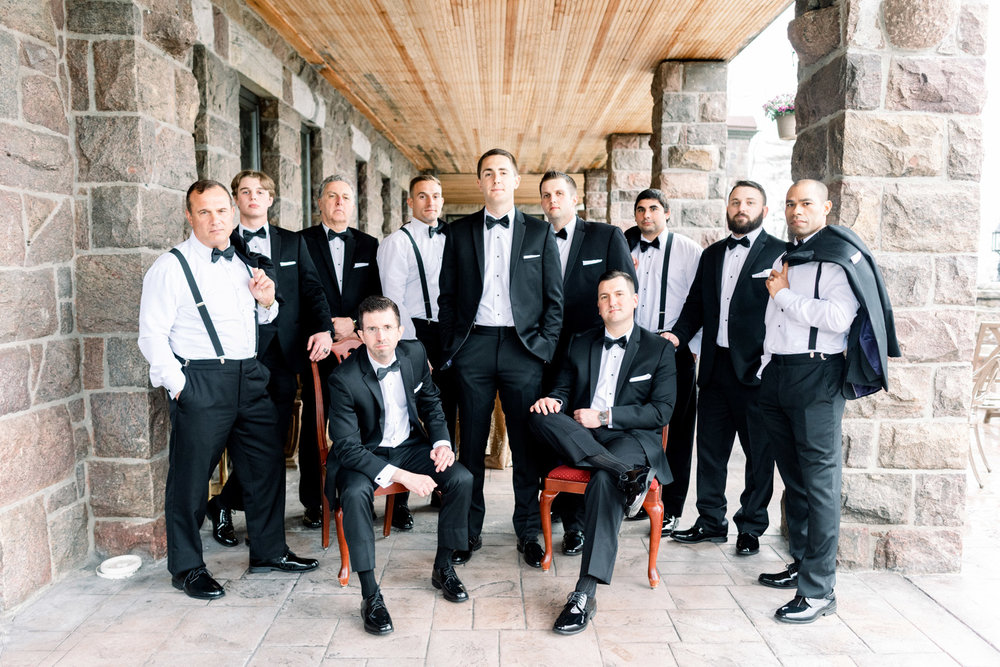 Groomsmen Inn at Erlowest Wedding in Lake George NY-2.jpg