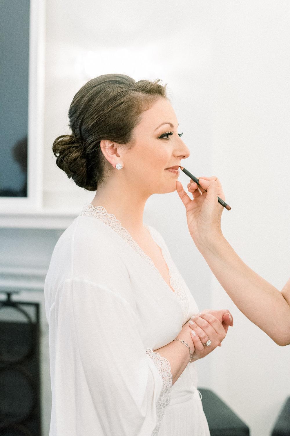 Bridal Touchups
