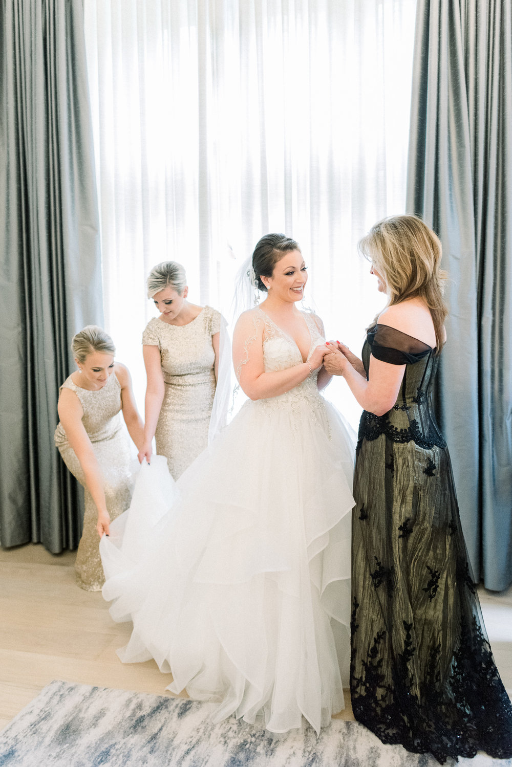 Bridal Suite at Natirar in Gladstone, NJ