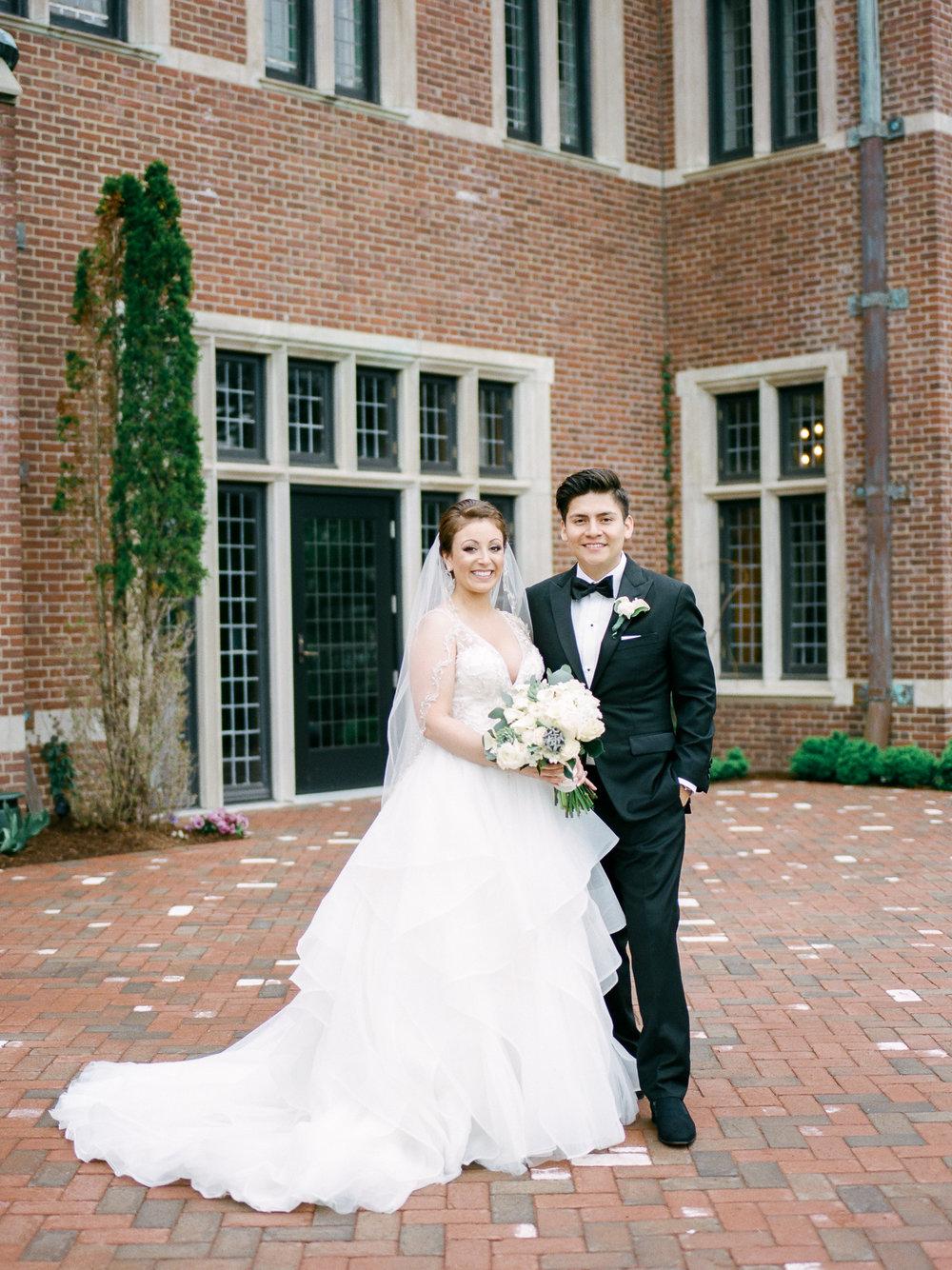 Bride and Groom Wedding in NJ