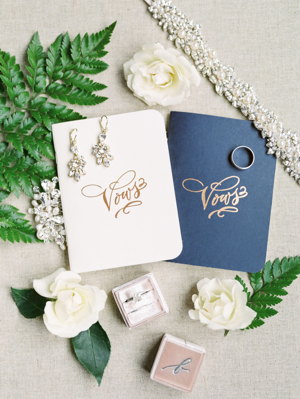 Vow Book Ideas for Wedding