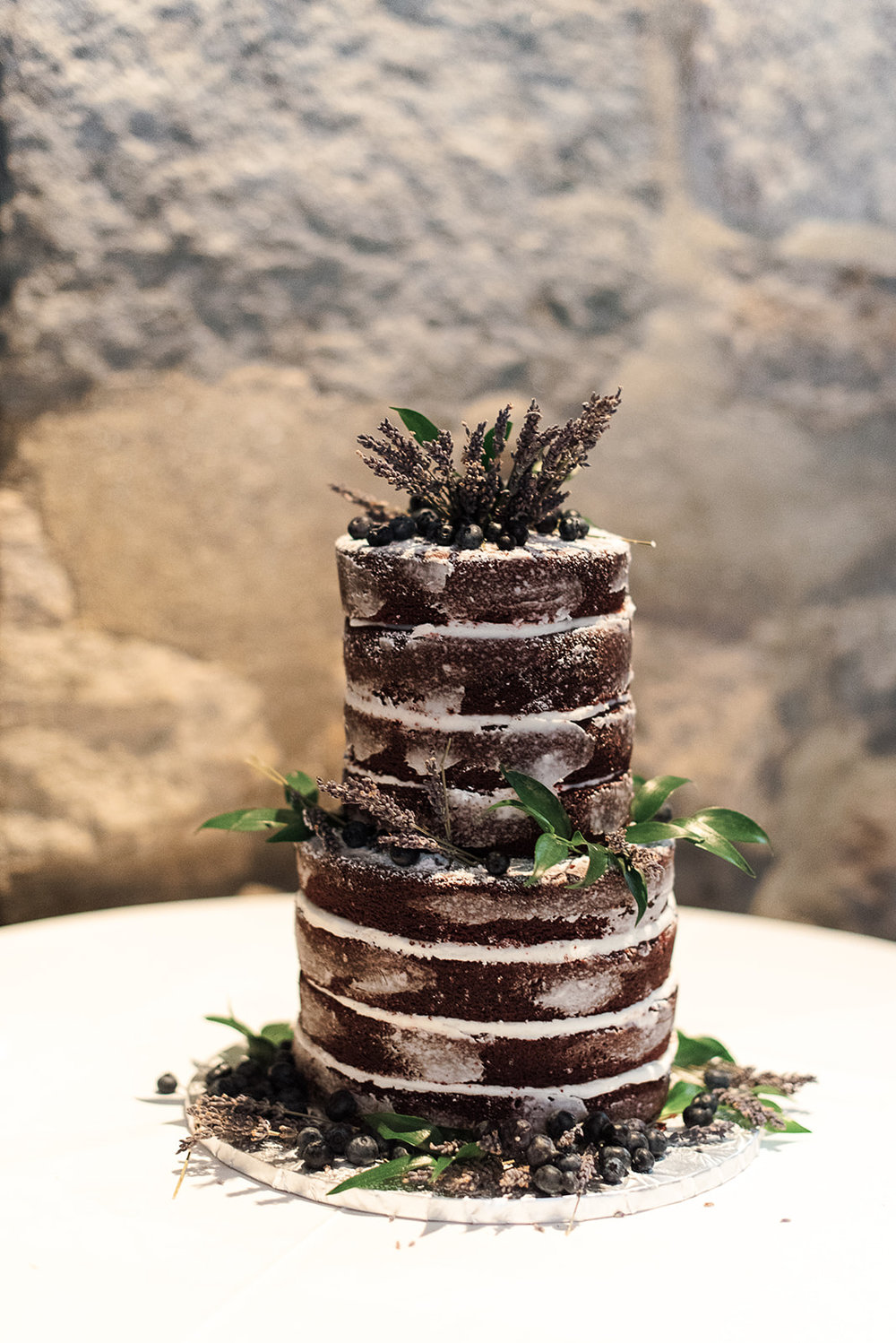 Naked Cake by Sweet Hoboken