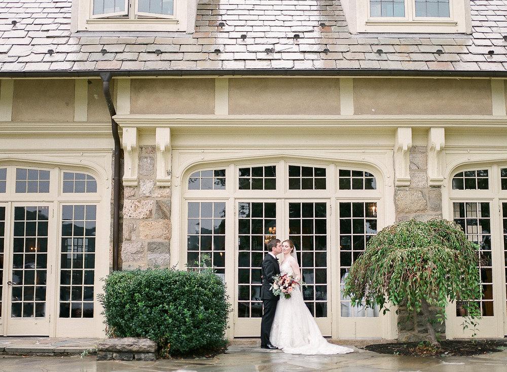 Tuxedo Club Wedding Photography in Tuxedo Park NY