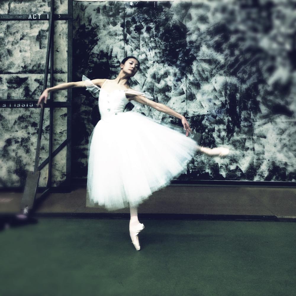 Yuan Yuan Tan rehearses Tomasson s Giselle  SFBallet  by Erik Tomasson    Yuan Yuan Tan Husband