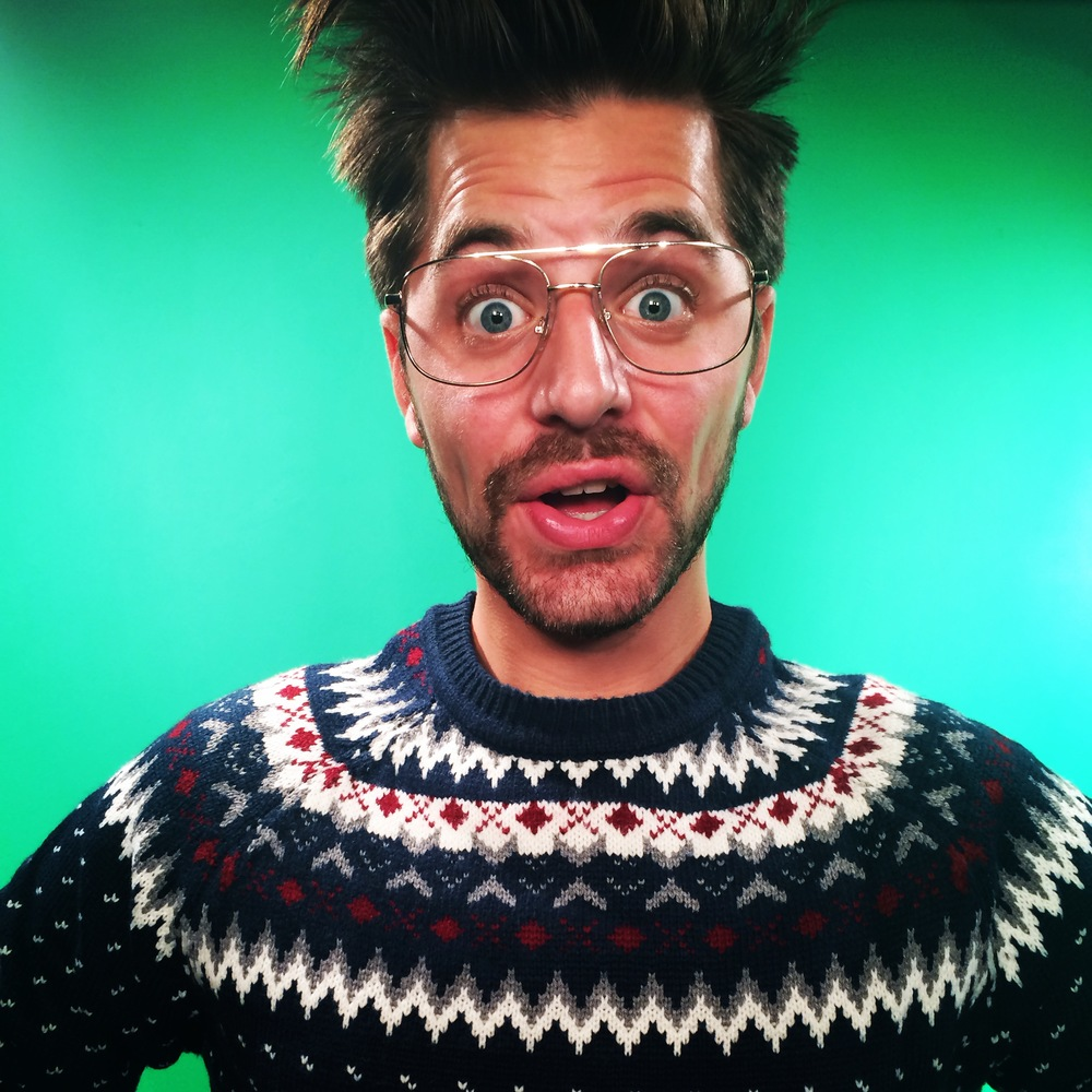 Behind the scenes with Cashmere Sweater Comedy
