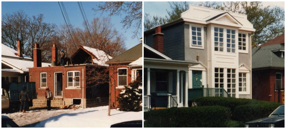 Before and after 2nd storey addition stucco.jpg