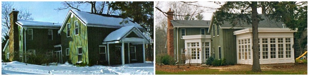 Before and after sunroom addition.jpg