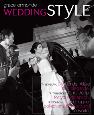 Grace Ormonde Wedding Style; Wedding Platinum List 2009