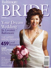 Baltimore BRIDE Winter 2007