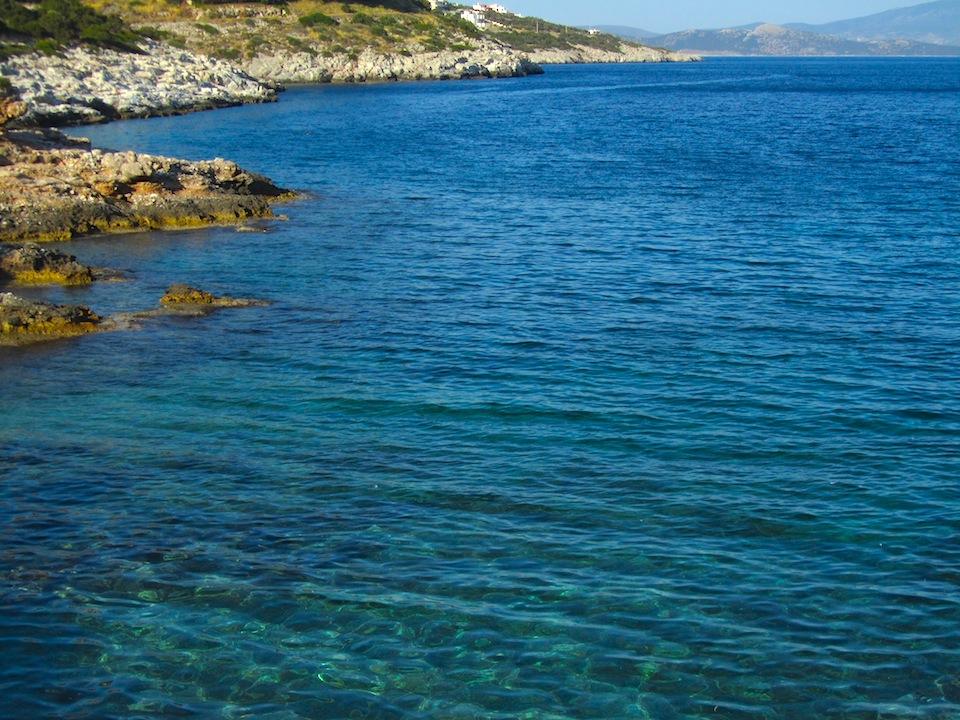 Clear Aegean Water.JPG