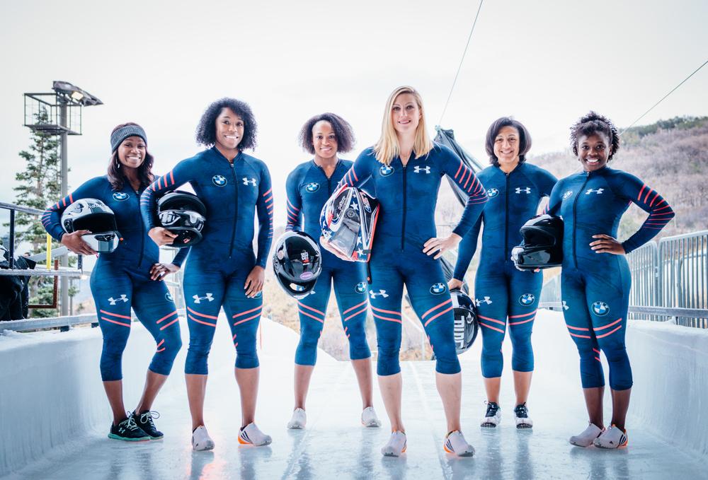 Women's Bobsled National Team