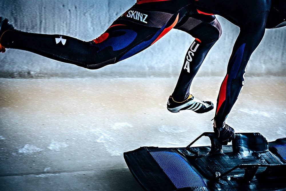 USA Skeleton National Team Trials