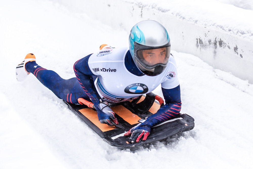 IB  SF WORLD CUP PARK CITY 2016: BOBSLED
