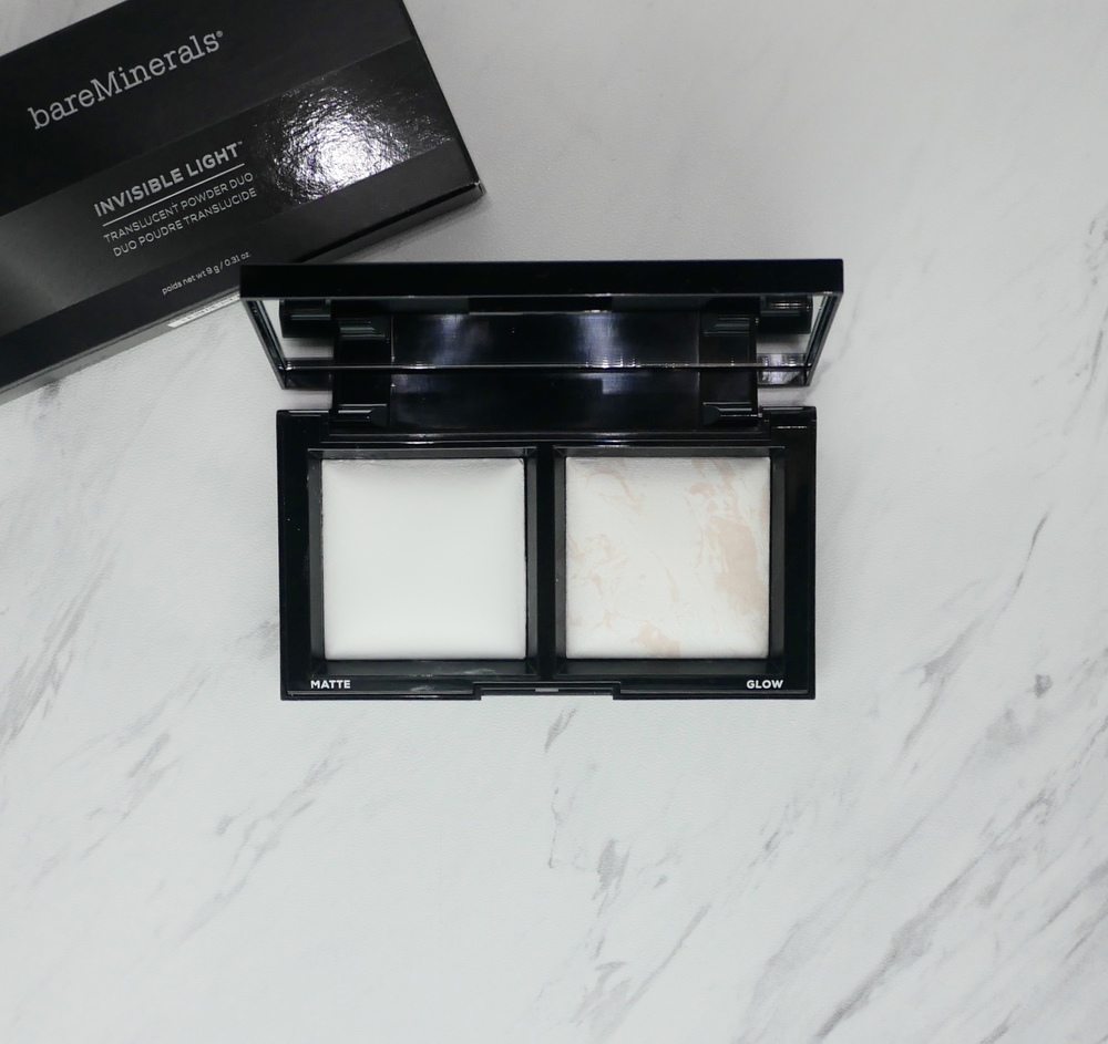 Invisible Light Translucent Powder Duo by bareMinerals