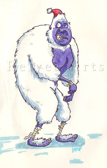 Orson the Christmas Yeti.jpg