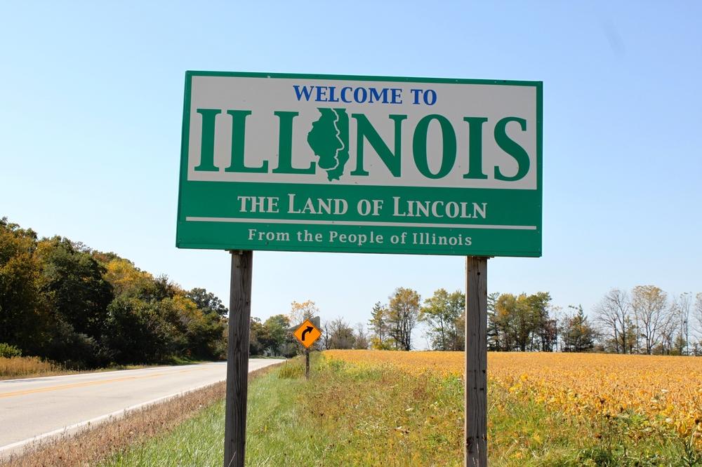 10. Illinois