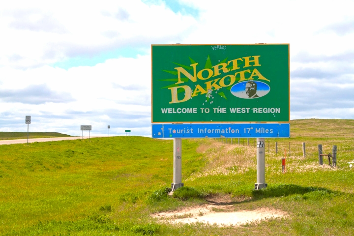9. North Dakota
