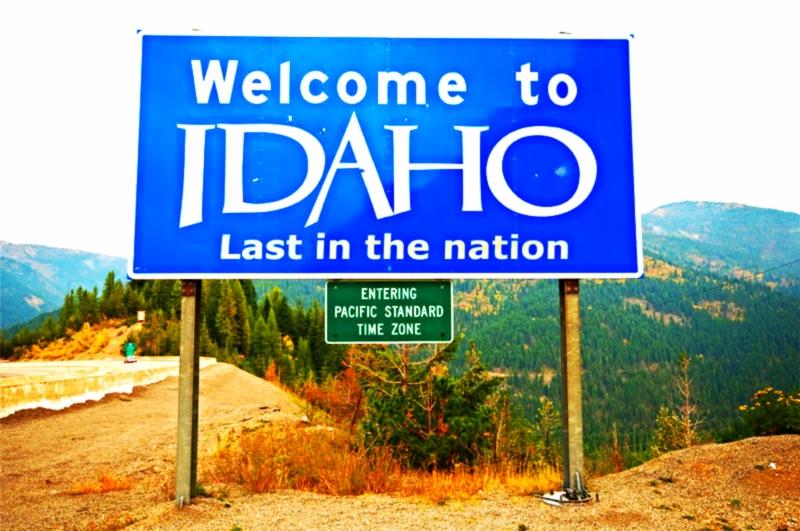 7. Idaho