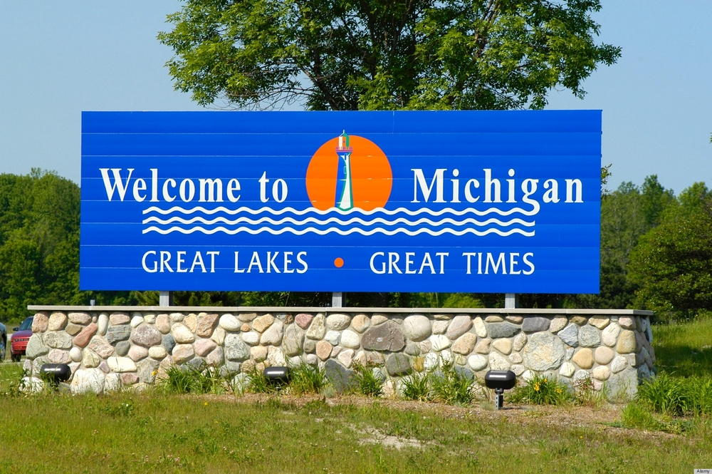 1. Michigan