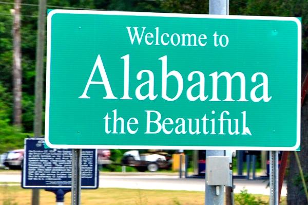 2. Alabama