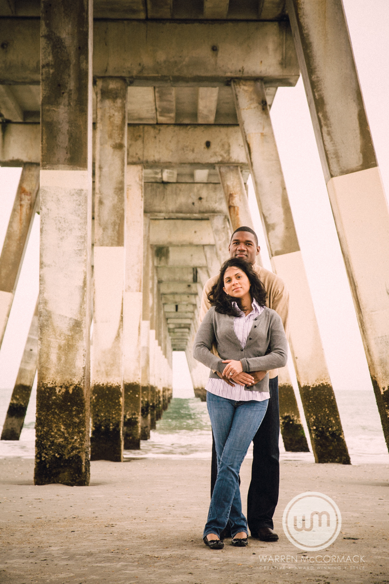 Allyson and Archie, Wilmington NC, Wrightsville Beach NC, Wilmington Engagement Photography, Warren McCormack