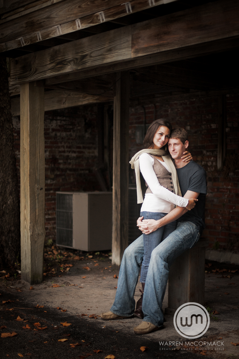 Drea and Brendan, Engagement Session, Wilmington Engagement Photography, Warren McCormack