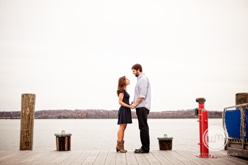 Lauren and Jordan, Washington DC Engagement Photography, Warren McCormack Photography