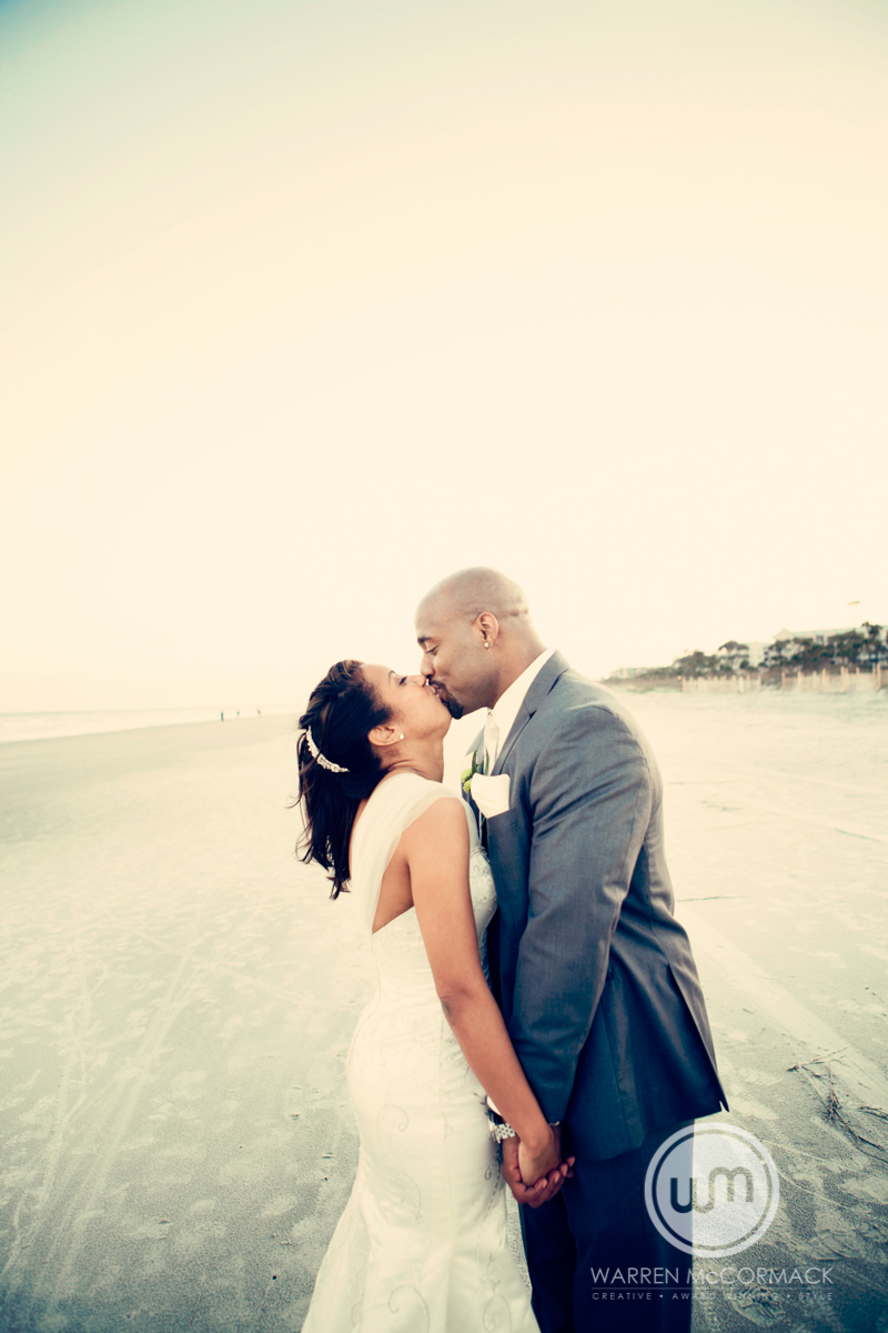 Shani and Rich, Hilton Head Wedding Photography, Warren McCormack Photography