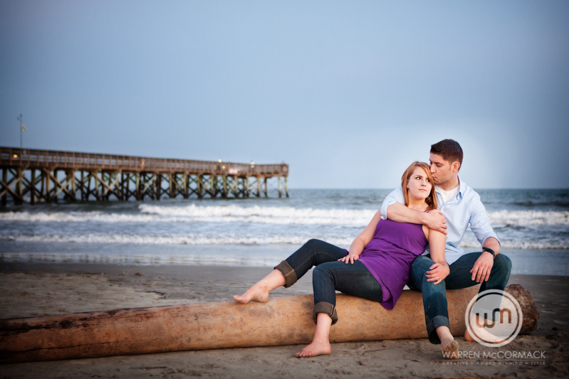 Jessica and Alex, Charleston Engagement Photography, Warren McCormack Photography