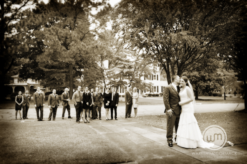 Julia and Jordan | Kinston Wedding Photography, Warren McCormack Photography