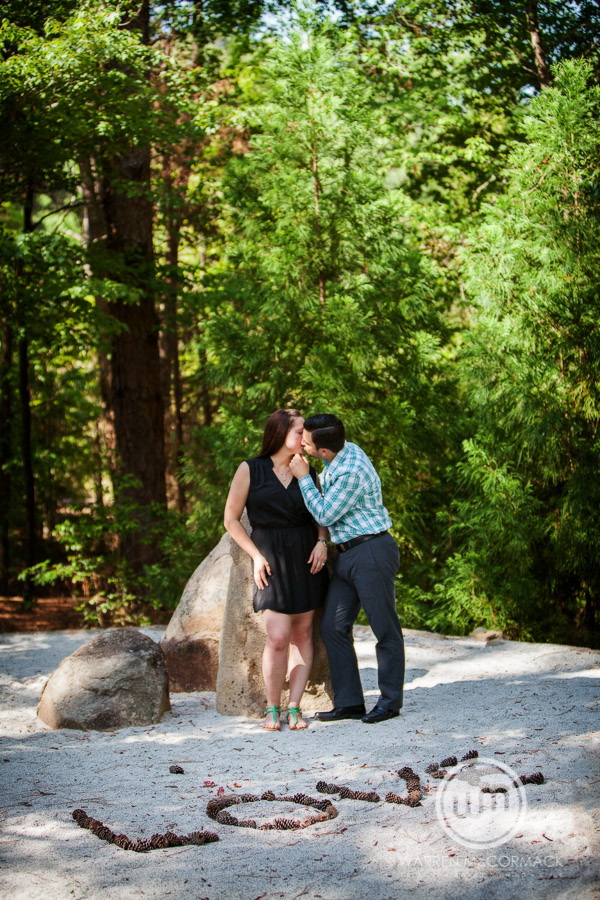 Raleigh Engagement Photographer, Jackie and Gabe, Southern Pinehurst NC, Pinehurst NC