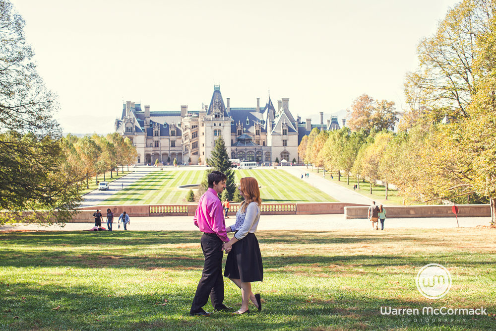 The Biltmore Engagement Session - Raleigh Photographer30.jpg