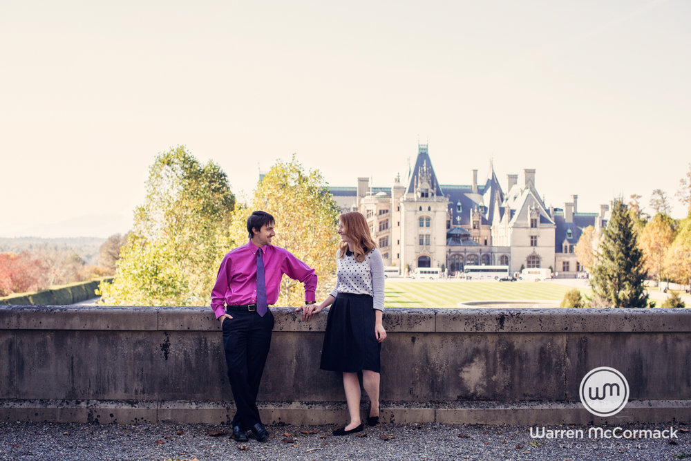 The Biltmore Engagement Session - Raleigh Photographer31.jpg