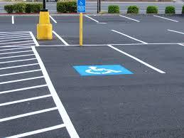 Parking Lot Striping?