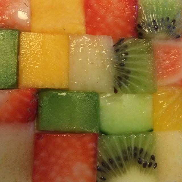 fruit & veg  #foodart #foodie #fruit #papaya #avocado #kiwi