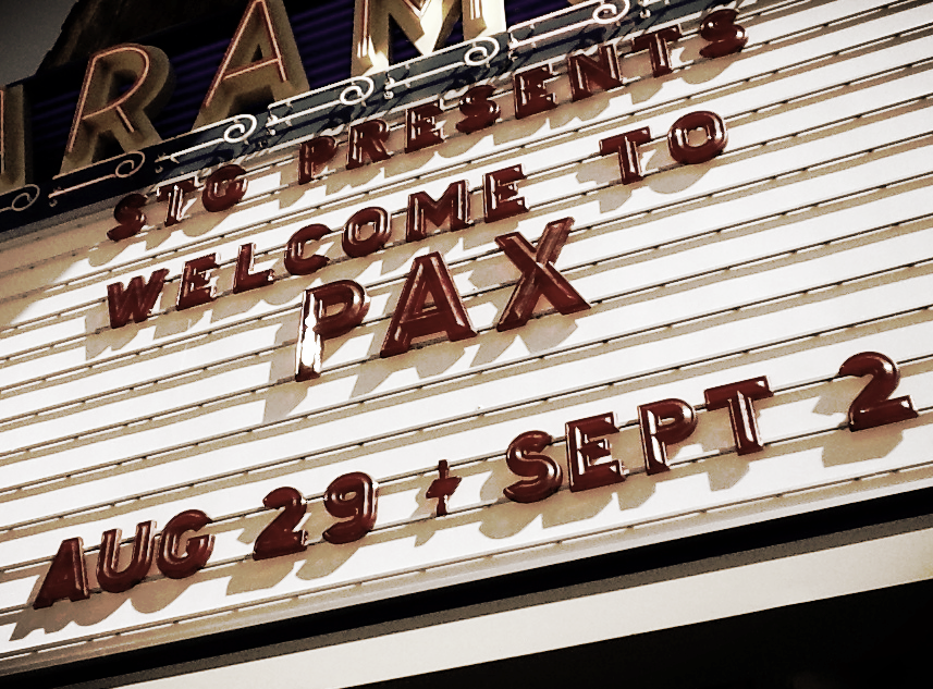 Paramount Theatre in Seattle.