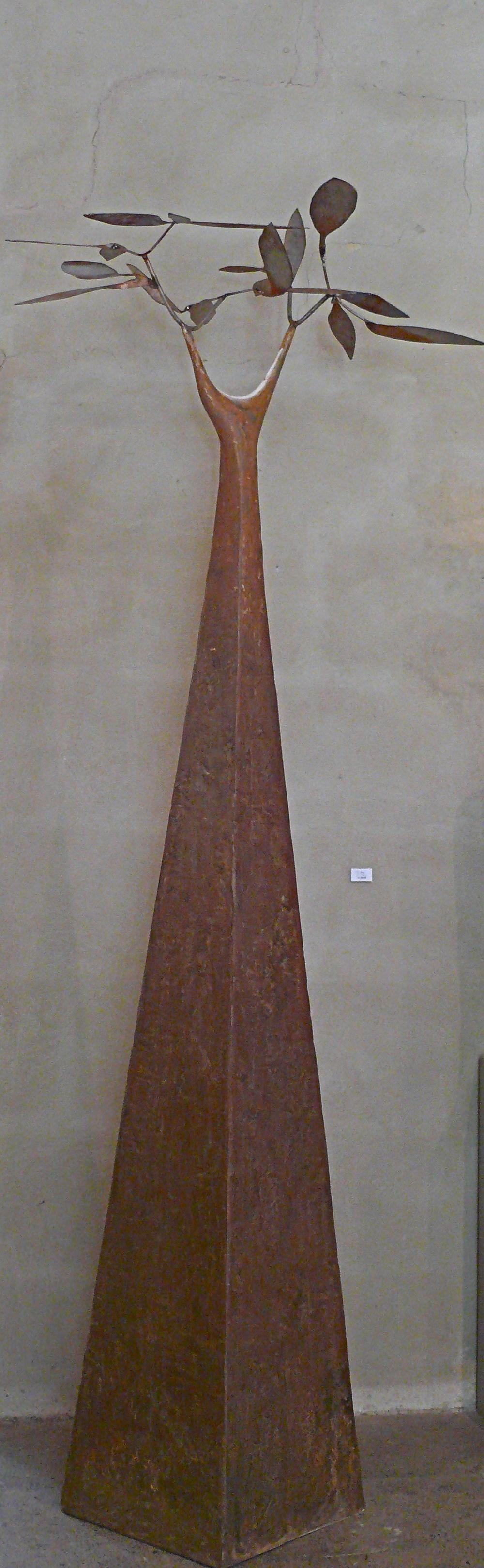 Shimmering Tree 3300x1200 $3000