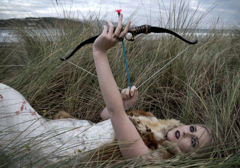 Photographer: Alissa Corbett Makeup: Kelly Manu