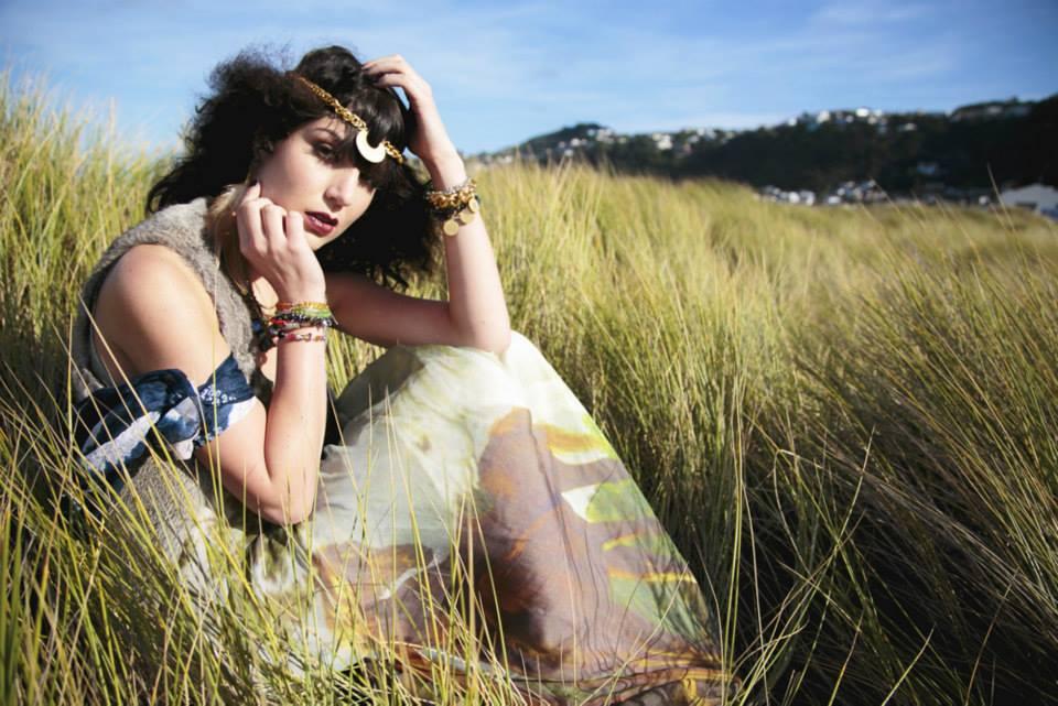 Shh By Sadie Treasure Huntress Winter 2013 Collection Photography: Rose Burrowes Styling: Sopheak Seng Hair/Make Up: Kelly Manu Model: Anneke Hoek Jewelry: Shh By Sadie