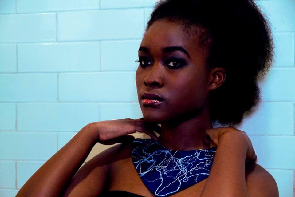 Photographer: Alissa Corbett Hair & Makeup: Kelly Manu Model: Daisy @ Kirsty Bunny Management Neck Pieces: Rachael Nation