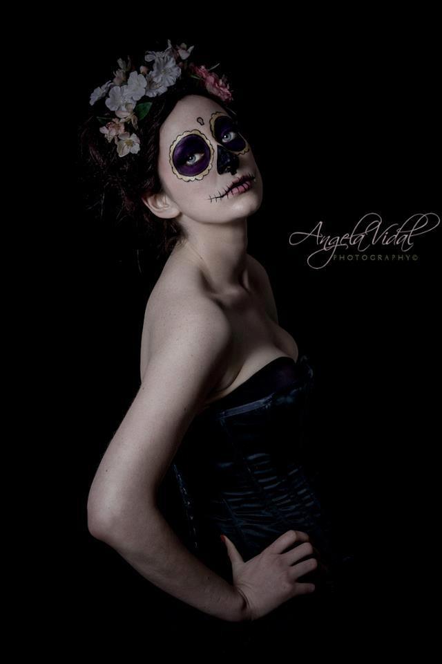 Photography: Angela Vidal Photography  Model: Elin Makeup and Hair: Kelly Manu