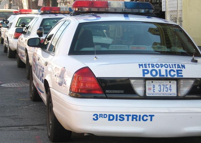 DC Metropolitan Police Department (MPD) Police Complaints