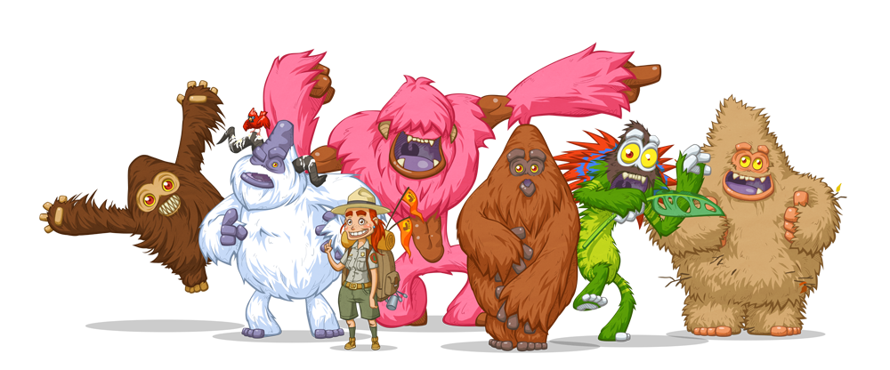 Bigfoot Hunting Game