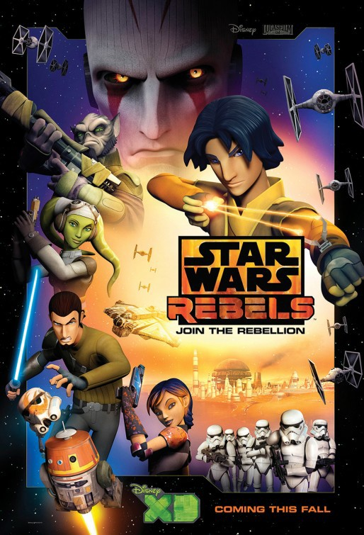 """Star Wars Rebels"" - Foley Editor / Foley Mixer"
