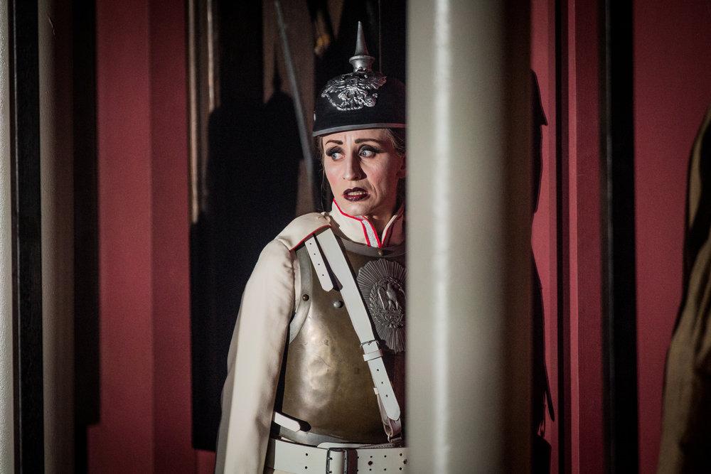 Ortlinde — Grange Park Opera, Surrey 2017