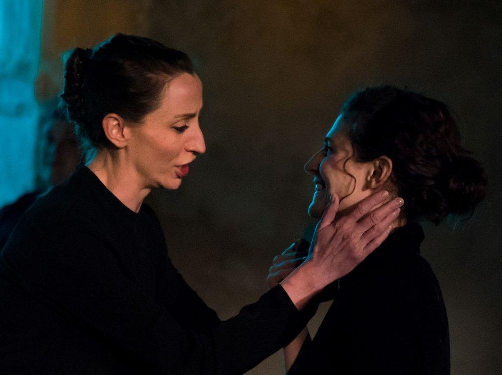 Suor Angelica — Minotaur Opera,Ναός Αγίου Πέτρου Δομινικανών, Crete 2018